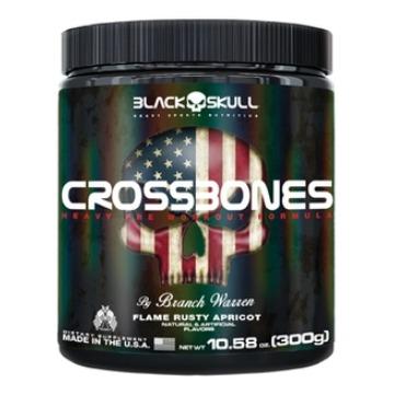 CROSSBONES - 300g - Rage Berry (Frutas Silvestres) - Black Skull