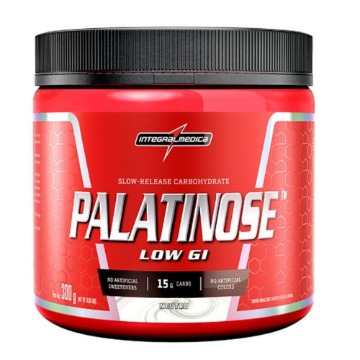 Palatinose - 300g - Limão - IntegralMedica