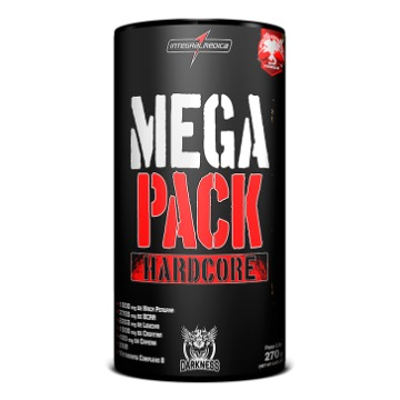 MEGA PACK Hardcore - 30 Packs - IntegralMedica