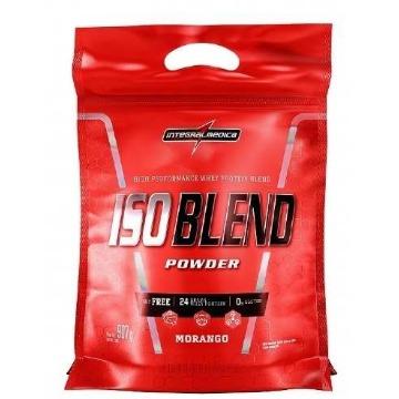 ISO BLEND Refil - 900g - Morango - IntegralMedica
