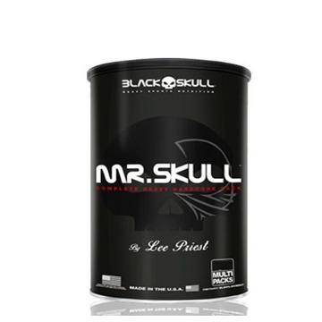 MR SKULL Multi Packs - 22 Packs - Black Skull