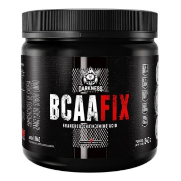 BCAA FIX Powder - Limão - 240g - IntegralMedica