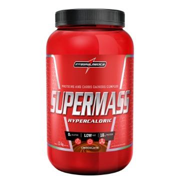 Super Mass Pote - 1,5kg - Chocolate - IntegralMedica