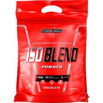 ISO BLEND Refil - 900g - Chocolate - IntegralMedica