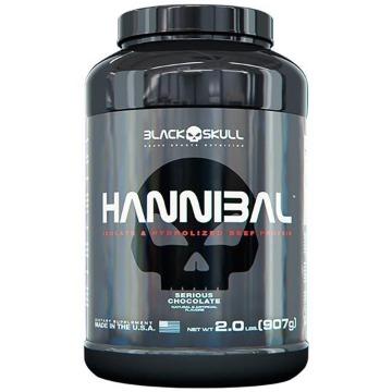 HANNIBAL - 900g - Toffee Caramelo - Black Skull