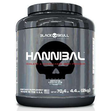 HANNIBAL - 2kg - Toffee Caramelo - Black Skull