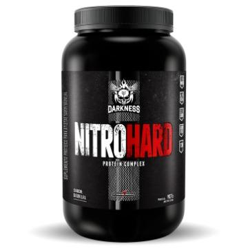 Nitrohard - 900g - Morango - IntegralMedica