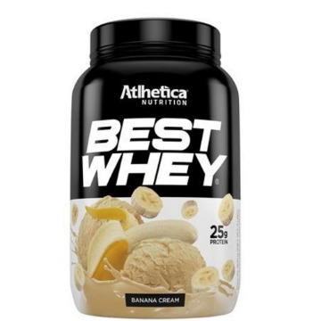 Best Whey - 900g - Banana Cream - Atlhetica
