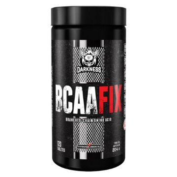 BCAA FIX DARKNESS - 120 Tabs - IntegralMedica