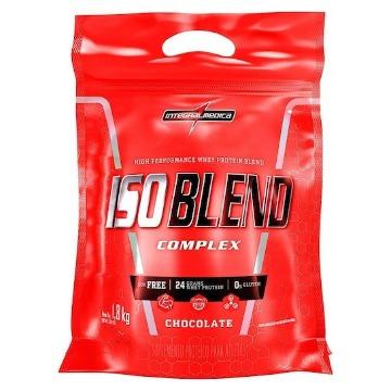 ISO BLEND Refil - 1,8Kg - Chocolate - IntegralMedica