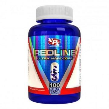 REDLINE Ultra Hardcore - 100Caps - VPX