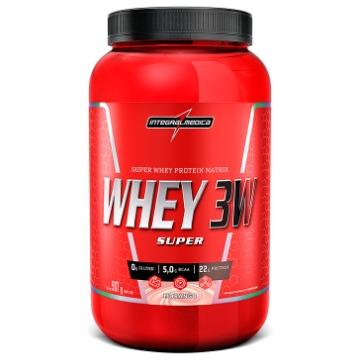 Super Whey 3W - 900g - Chocolate - IntegralMedica