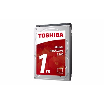 HD notebook 1TB toshiba L200 Interno box