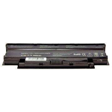 Bateria bringIT compativel com Dell Inspiron 14R N4010/15R N5010 6 cells - Black - 10.8v