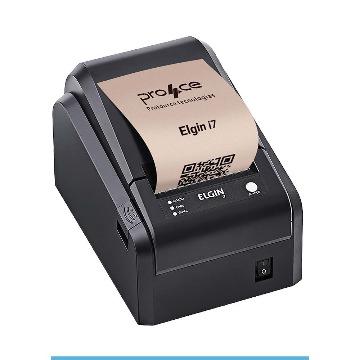 Impressora Não Fiscla ELGIN I7 USB C/SERRILHA