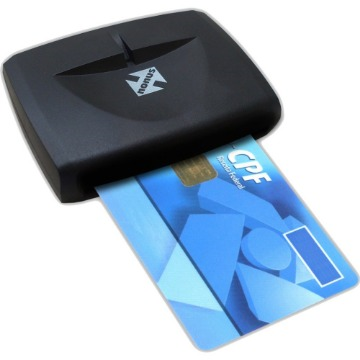 LEITOR DE SMART CARD-SMARTNONUS