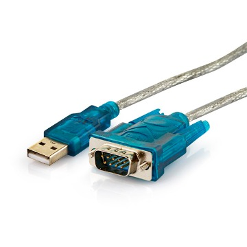 Cabo conversor USB Serial USB-RS232