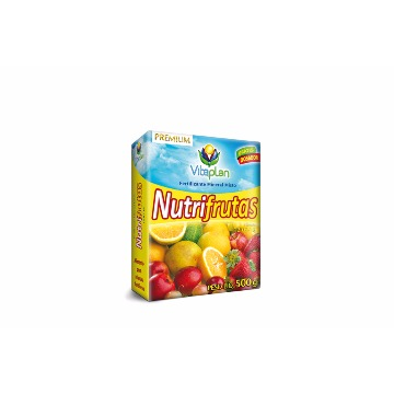 Nutrifrutas - fertilizante mineral misto 500g