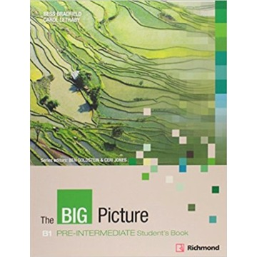 The Big Picture. B1 Pre-Intermediate Student's Book
