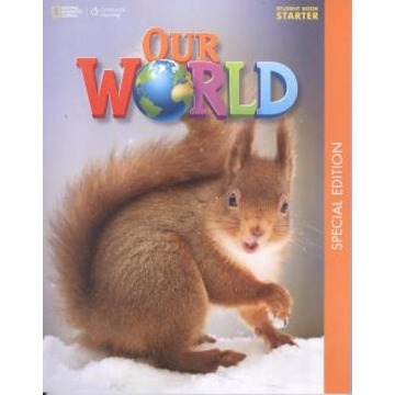 Our World Starter - Student'S Book