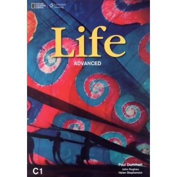 Life Advanced - Students book with DVD