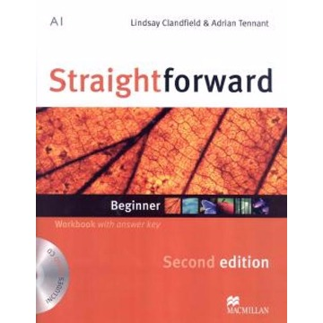 Straightforward - Workbook (+ Audio CD)