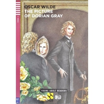 ATIN2 - The Picture of Dorian Gray - Hub Young Adult Readers - Stage 3 - Book With Audio Cd