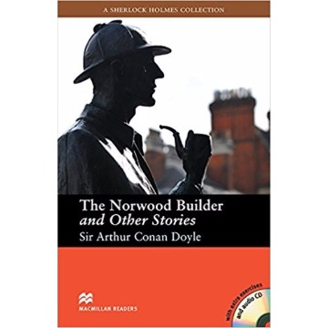 ATIN1- The Norwood Builder And Other Stories (Audio CD Included)
