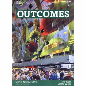 Outcomes - Student's Book. Upper Intermediate Level (Without Access Code)