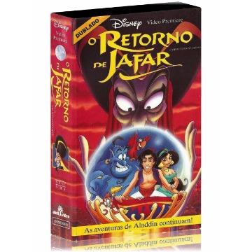 O Retorno de Jafar As aventuras de Aladdin continuam!