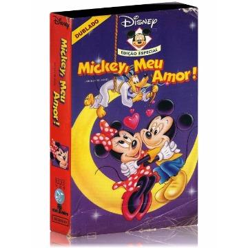 Mickey, Meu Amor