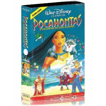Pocahontas O Encontro de Dois Mundos
