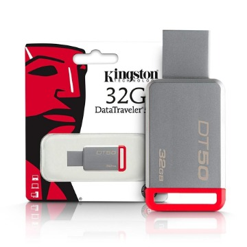 Kingston PEN DRIVE  32GB USB 3.1 DATATREVELER 50