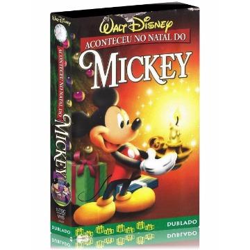 Walt Disney Aconteceu No Natal do Mickey