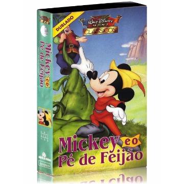 Mickey e o Pé de Feijão - 1947