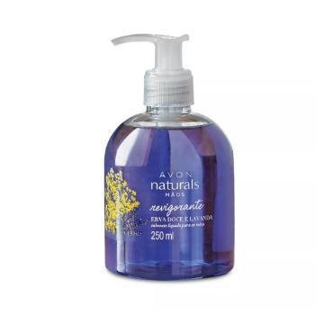 Naturals Erva Doce e Lavanda Sabonete Líquido para as Mãos 250 ml