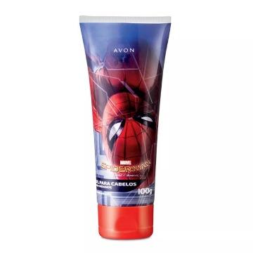 Spider-Man Gel para Cabelos 100g