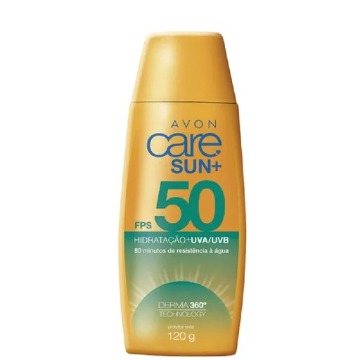 Avon Care Sun Protetor Solar FPS 50 - 120g