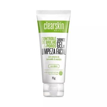 Clearskin Sabonete Gel de Limpeza Facial 75g