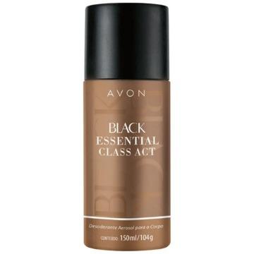Desodorante Aerosol Black Essential Class Act
