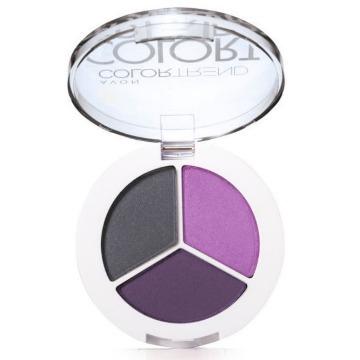 Color Trend Trio de Sombras Lilás Glam