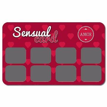 Raspadinha Sensual Card A Sós Amor