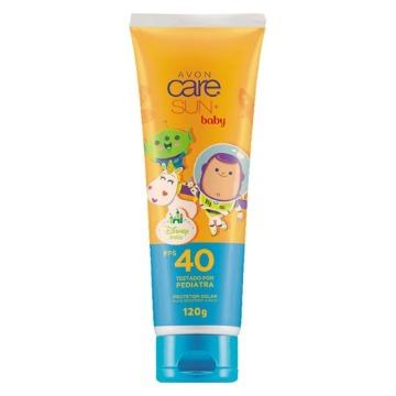 Avon Sun+ Baby Protetor Solar FPS 40