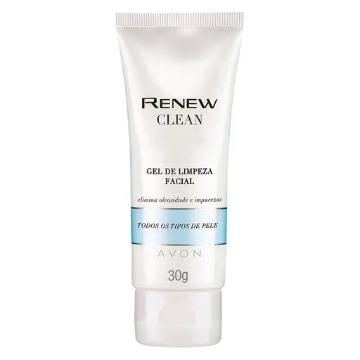Renew Clean Gel de Limpeza Facial 30g