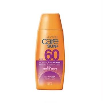 Avon Care Sun+ Protetor Solar FPS 60 - 120 g