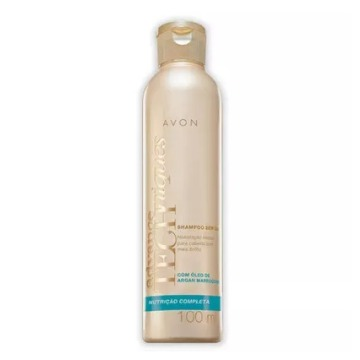 Advance Techniques Shampoo Nutrição Completa 100ml