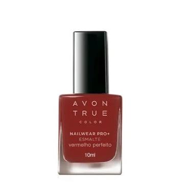 Esmalte Nailwear Pro+ Vermelho Perfeito