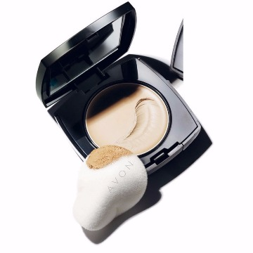 Ideal Face Base Compacta Bege Claro