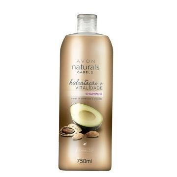 Naturals Hidratação e Vitalidade Shampoo 750ml