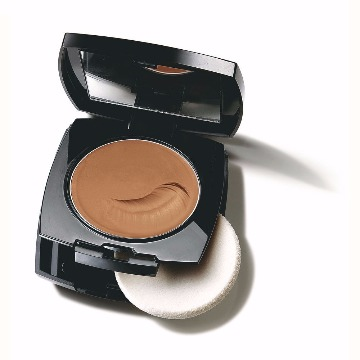 Avon True Color Base Compacta Castanho Escuro